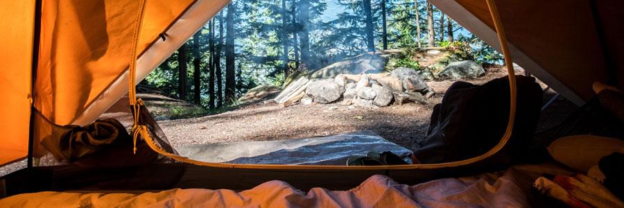 Camping ou hôtel