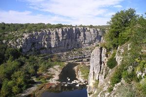 camping vallon pont d'arc