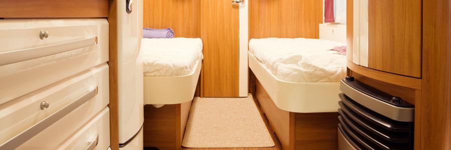 matelas ideal camping car